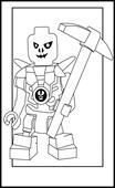 Kai Ninjago Coloring Page Fresh Lego Ninjago Skulkin Coloring Pages Lego Movie Coloring Pages, Ninjago Coloring Pages, Fall Coloring Pages, Free Coloring Sheets, Printable Coloring Sheets, Adult Coloring Pages, Coloring Pages For Kids, Coloring Books, Colouring