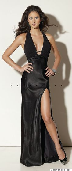 evening dress,evening dresses 2014   SEXY & BLACK