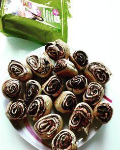 Kevesebb, mint 1 g ch-t tartalmazó kakaós csiga kcal per db! Winter Food, Healthy Desserts, Sushi, Food And Drink, Gluten Free, Mint, Ethnic Recipes, Diets, Health Desserts