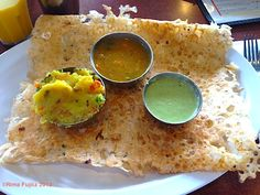#Dosa is one of my fave #SouthIndian dish! www.RimaFujita.com