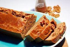 Koolhydraatarme kruidcake (peperkoek of ontbijtkoek) Low Calorie Breakfast, Low Carb Lunch, Healthy Cake, Healthy Baking, Pie Cake, No Bake Cake, Go For It, Bread Baking, Low Carb Recipes