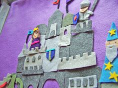 Make a felt board, and create all kinds of felt characters and pieces that could tell a story. My daughter would want to tell a story, my son would want to build a castle!