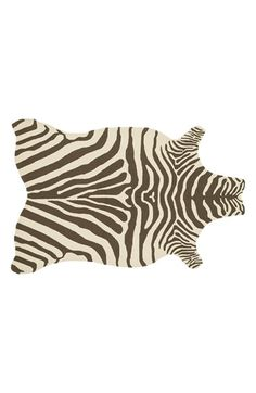 Free shipping and returns on LOLOI 'Zadiz' Zebra Woven Rug at Nordstrom.com. Offered in a variety of exotic colors, a zebra-pattern rug makes for a great accent piece for inside or outdoors.