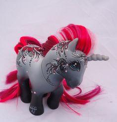 My little pony custom  henna Lena by AmbarJulieta.deviantart.com on @deviantART