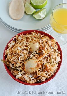 Everyone loves Biryani at home. I love to cook Biryani and I normally make sure that the quantity is more than other dishes as everyone...