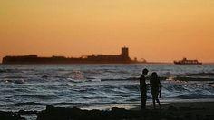La Barrosa, entre las diez mejores playas según  #Tripadvisor. Cádiz. Chiclana de la Frontera.
