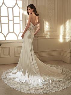 Sophia Tolli - Morrigan - Y11642 - All Dressed Up, Bridal Gown