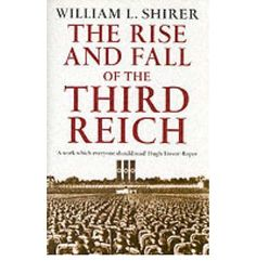 0099421763 It was Hitler's boast that the Third Reich would last a thousand years. Instead it lasted only twelve. But into its short life was packed the most cataclysmic series of events that Western civilisation has ever known. William Shirer is one of the very few historians to have gained full access to the secret German archives which the Allies captured intact. He was also present at the Nuremberg trials.