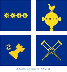 Simbolos Xeneizes on Behance Soccer, Flag, Behance, Graphics, Tattoos, Sport, Soccer Pictures, Pictures, Matte Painting