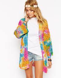 Image result for Crochet Cardigan
