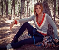 rag and bone in the woods
