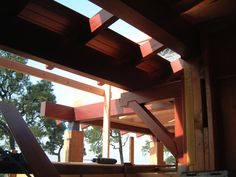 Paul Anvar Architect - Oakland Craftsman House Craftsman, Pergola, Outdoor Structures, Architecture, House, Artisan, Arquitetura, Home, Outdoor Pergola