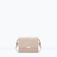 MINI MESSENGER BAG   ZARA created by #ShoppingIS