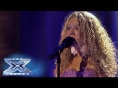 "Rion Page Doesn't ""Let Go"" - THE X FACTOR USA 2013"