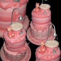 Kaiya's Shower Cake