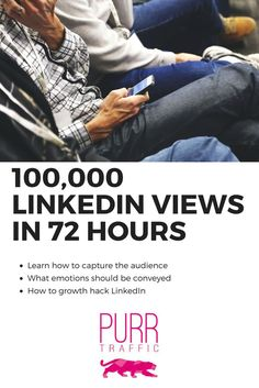 We Growth Hacked LinkedIn Understand the case study of LinkedIn advertising Lead Generation Tool from LinkedIn