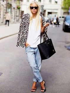How to Wear Leopard Print the Right Way
