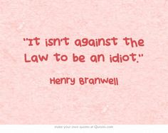 The infernal devices | quotes | Henry Branwell