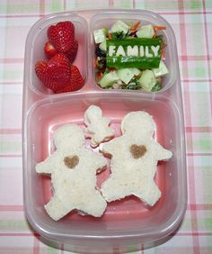 """I Am Thankful For..."" lunch box"