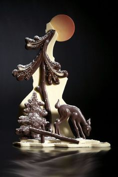 The Art of The Chocolatier, From Classic Confections to Sensational Showpieces, by world-renowned pastry artist Ewald Notter, has brought a bit ...