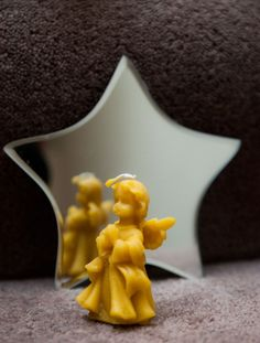 Angel Theme | Beeswax Candles‎
