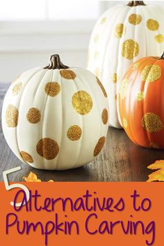 5 Ideas Cuter Than Pumpkin Carving