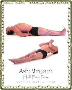 Fish pose called Matsyasana see many yoga pictures and an explanation Yoga Sequences, Yoga Poses, Fish Pose, Different Types Of Yoga, Yoga Pictures, Yoga Videos, Neck Pain, Asana, Yoga Fitness