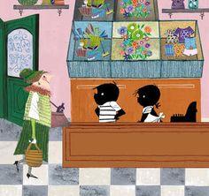Jip en Janneke hebben hun eerste eigen app gekregen. Door te kijken, zoeken en tellen kunnen kinderen op de iPad winkeltje spelen met het bekende kleuterduo. Schmidt, Ipad Tablet, Vintage Art, Kids Rugs, Drawing, Iphone, School, Painting, Annie