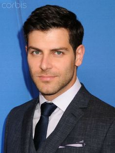 Nick from Grimm yummy