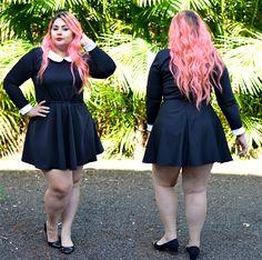 VESTIDO VINTAGE DOLL BLACK MANGA LONGA EXCLUSIVO SURPREENDA STORE A SUA LOJA RETRO ONLINE  #vestidovintage #vestidopreto #vestidocurto #vestidodoll #vestidogolapeterpan #vestidocomgola #vestidocommanga