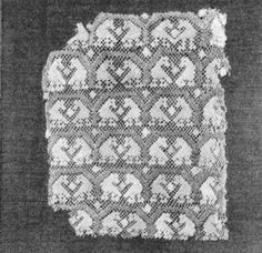 14th Century, Medieval, Silk, Blanket, Crochet, Mid Century, Ganchillo, Blankets, Middle Ages