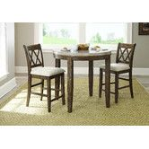 Found it at Wayfair - Franco 3 Piece Dining Set