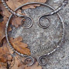 Torque, Celtic Necklace