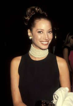 A Celebration of Christy Turlington's Most Iconic Beauty Moments Ever Photos | W Magazine