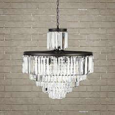 The Leyland Chandelier. Featuring 22 lights.