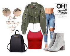"""""""Untitled #456"""" by simply-unique89 on Polyvore featuring Gianvito Rossi"""