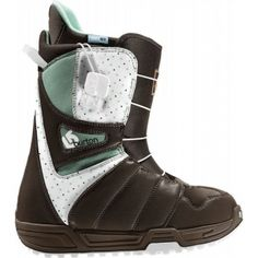 SALE - Burton Snowboard Boots Womens Brown - Was $149.95 - SAVE $60.00. BUY Now - ONLY $89.95