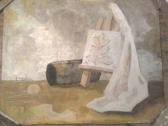 Still life Still Life, Workshop, Painting, Art, Atelier, Painting Art, Paintings, Kunst, Paint