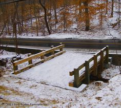 how to build a driveway bridge over a ditch