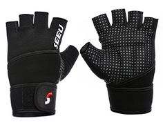 Womens Mens Weight Lifting Gloves for Gym Crossfit Bodybuilding Weightlifting Fitness Cross Training Workout Gloves with Wrist Wrap Support Gel Padding Silver *** Continue to the product at the image link. Crossfit Gloves, Gym Gloves, Workout Gloves, Fitness Gloves, Fitness Gear, Mens Fitness, Wod Workout, Gym Workouts, Workout Fitness