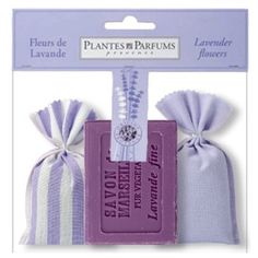 Lavendel gift set - bijzonder