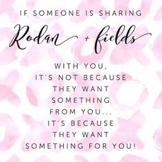 Rodan + Fields is a great opportunity.  No inventory or parties required.  Work from home, make your own schedule and be your own boss.  Www.mylindamortensen.myrandf.com