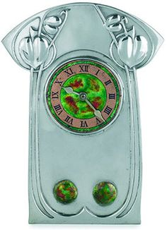Archibald Knox Clock. It definitely is a conversation piece!