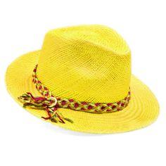 SUMMER * The Yellow Summer Hat | Mademoiselle Slassi