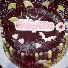 #vampire #chicavampiro #gateau #cake