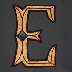 letter E by Leo Reynolds, via Flickr