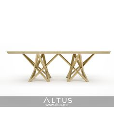 Xerxes, designed by Belfakto, made in Germany. Luxury Furniture, Furniture Design, Good Company, Dining Room Furniture, Germany, Interiors, Interior Design, Table, Home Decor