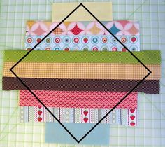 String Quilt Inspiration Tutorial
