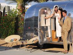 Blog   Airstream Wedding   airstream rentals & vintage props for ...
