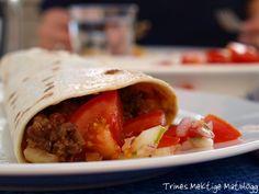 HJEMMELAGET TACOKRYDDER og tips til sunne tacos   TRINES MATBLOGG Tex Mex, Tacos, Food And Drink, Ethnic Recipes, Mariana